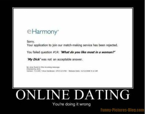 funny online dating images I'll never join one of those online dating services i prefer to meet someone the old fashioned way 36 really funny quotes about dating.